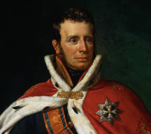 King Willem I - an ambitious man